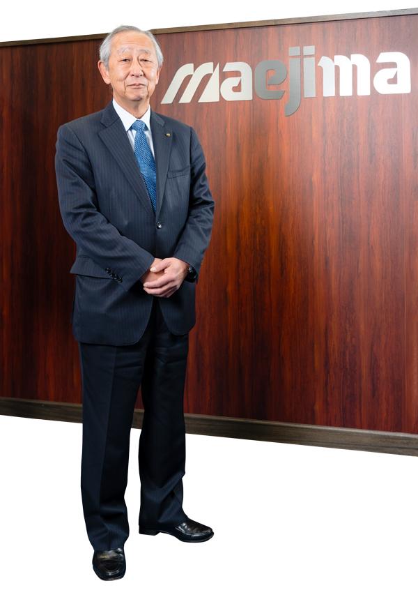 代表取締役 前嶋 伸昭